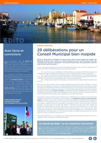 Newsletter_Juillet_2018
