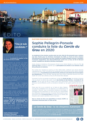 Newsletter_Octobre_2018